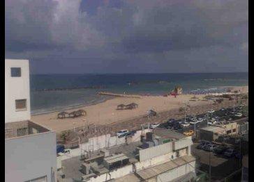 studio apt @ tel aviv beach - sea view