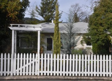 Calistoga Cottage