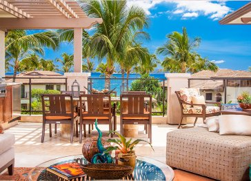 The Sun Splash Villa at Wailea Beach Villas