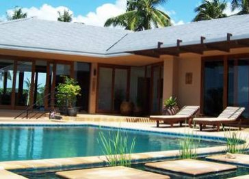 luxurious, yet affordable private Holiday Villa in Bophut
