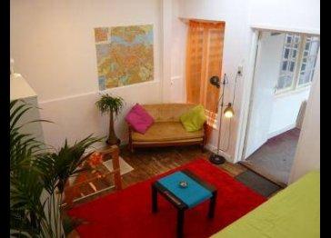 Flowermarket apartment