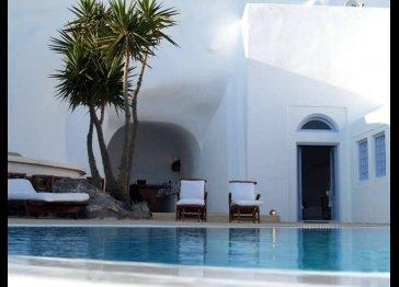 Suite on the Caldera - Santorini