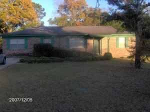 Tallahassee Home located near FAMU campus