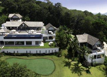 Villa Chan Grajang,Spectacular Stylish Ocean View