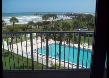 Cocoa Beach Towers 41 Oceanfront