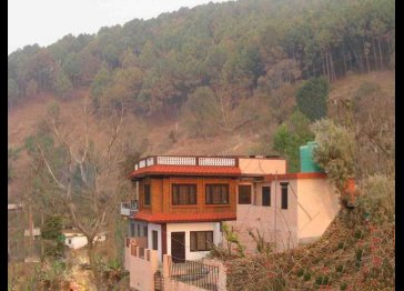 Cottage for volunteer in Nepal