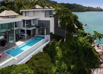 VILLA CHI,Stunning!! Absolute Ocean View Villa, Phuket