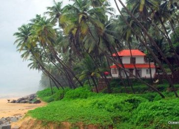 Seaside Holiday Rental in Kerala - Ocean Hues Beach House