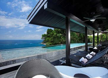 Villa Yin,Contemporary Villa, Awesome Panoramic Views,Phuket