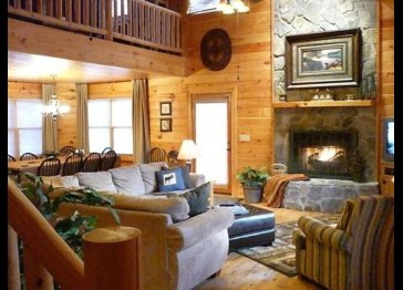 Big Sky Lodge - Blue Ridge Cabin Rentals