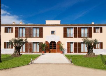 Luxury brand new house with more than 400sqm Mallorca