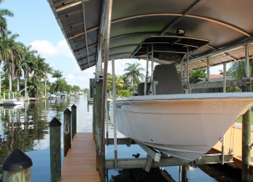 Villa Bluewater in South East Cape Coral - our boat optional