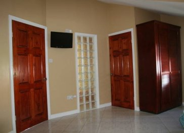 Upscale 1 bedroom loft apartment in the heart of Roseau