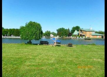 ATTENTION FISHERMEN- Golf Cart, Paddle Boat