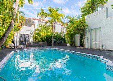 South Beach Art Deco Villa Mansion
