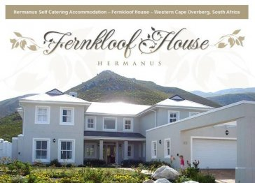Fernkloof House Luxury Self Catering