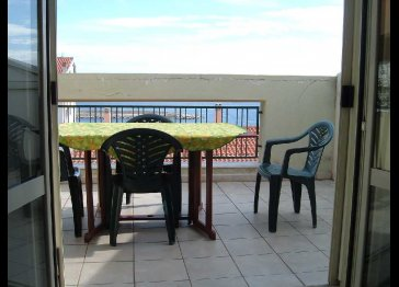 SARDINIA-CALA GONONE  apartment to 80 mt. from the beach