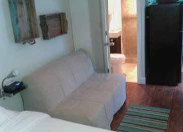 Studio vacation rental