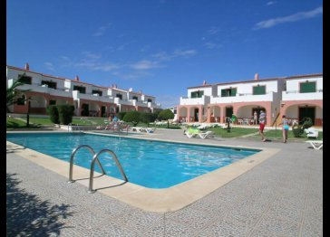 Apartments at only 30 mts. from Cala´n Forcat beach,Menorca.