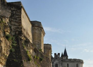 Charming appartment with a view on the Château d'Amboise