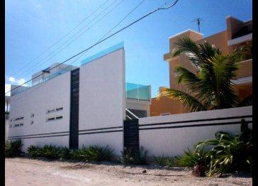 Near Beach House at Mexican Caribbean