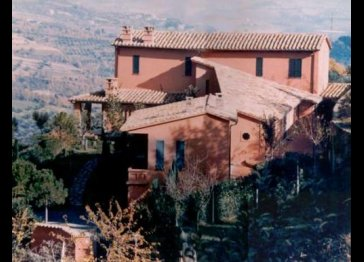 Villa Nuba vacation rental in Perugia, Umbria