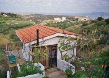 Studio Chalet on the Island of Crete