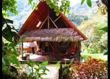 El Otro lado - cozy cabin in our private nature reserve
